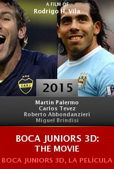 Boca Juniors 3D: The Movie online free