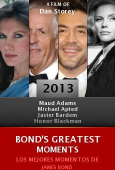 Ver película Bond's Greatest Moments