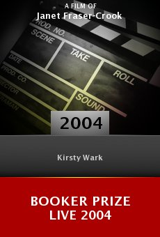 Booker Prize Live 2004 online free