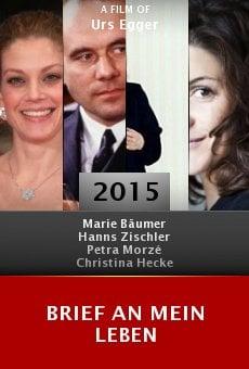 Ver película Brief an mein Leben