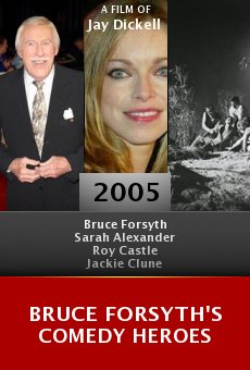 Bruce Forsyth's Comedy Heroes online free
