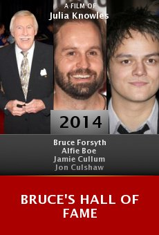 Bruce's Hall of Fame online