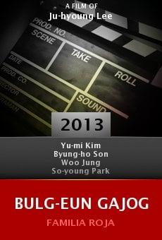 Ver película Bulg-eun gajog