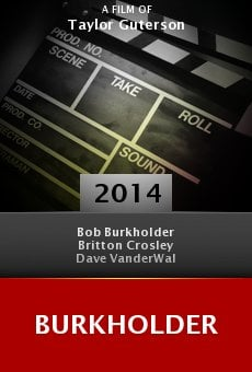 Watch Burkholder online stream