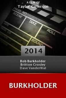 Burkholder online free