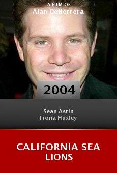 California Sea Lions online free