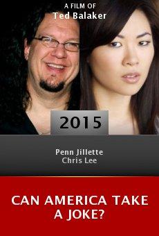 Watch Can America Take a Joke? online stream