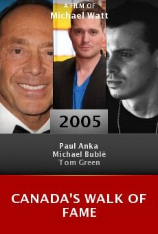 Canada's Walk of Fame online free