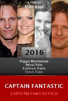 Watch Captain Fantastic online stream