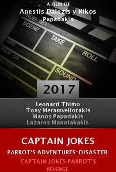 Ver película Captain Jokes Parrot's Adventures: Disaster of the Caribbean