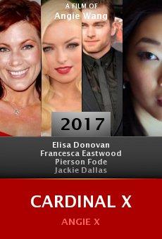 Ver película Cardinal X