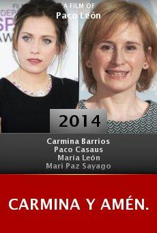 Ver película Carmina y amén.