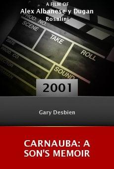 Carnauba: A Son's Memoir online free
