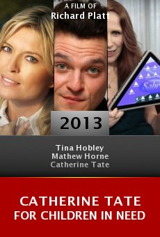 Catherine Tate for Children in Need online free