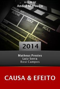 Watch Causa & Efeito online stream