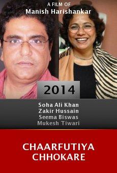 Ver película Chaarfutiya Chhokare
