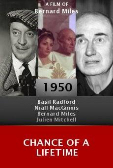 Ver película Chance of a Lifetime