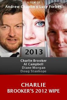 Watch Charlie Brooker's 2012 Wipe online stream