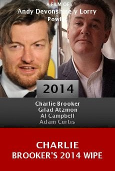 Charlie Brooker's 2014 Wipe online