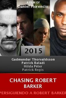 Chasing Robert Barker online