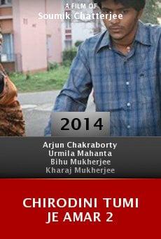 Ver película Chirodini Tumi Je Amar 2