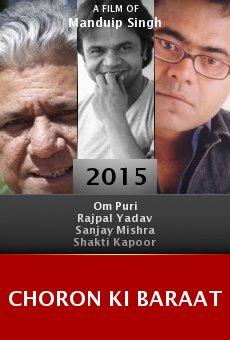 Ver película Choron Ki Baraat