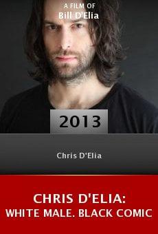 Ver película Chris D'Elia: White Male. Black Comic