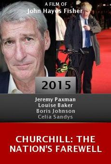 Churchill: The Nation's Farewell online