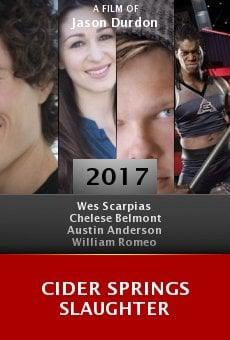 Watch Cider Springs Slaughter online stream