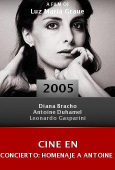 Cine en concierto: Homenaje a Antoine Duhamel online free