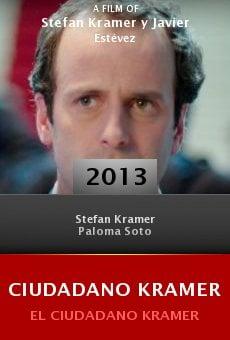 Ciudadano Kramer online