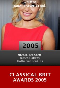 Classical Brit Awards 2005 online free