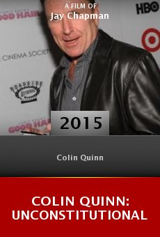 Colin Quinn: Unconstitutional online