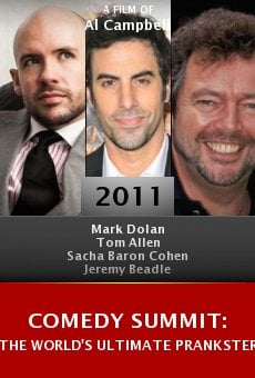 Comedy Summit: The World's Ultimate Prankster online free