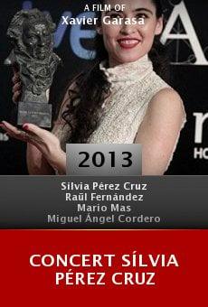 Concert Sílvia Pérez Cruz online free
