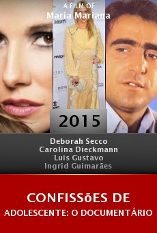 Confissões de Adolescente: O Documentário online free