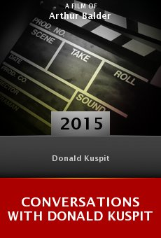 Conversations with Donald Kuspit Online Free