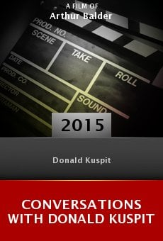Conversations with Donald Kuspit online