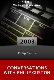 Conversations with Philip Guston online free