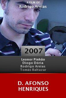 D. Afonso Henriques online free