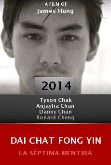 Ver película Dai chat fong yin