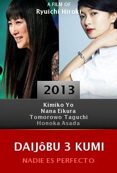 Daijôbu 3 kumi online