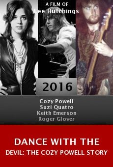 Watch Dance with the Devil: The Cozy Powell Story online stream