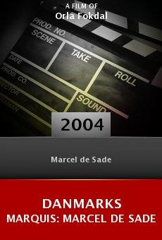 Danmarks Marquis: Marcel de Sade online free