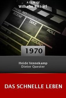 Ver película Das schnelle Leben