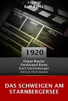 Ver película Das Schweigen am Starnbergersee