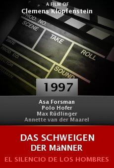 Ver película Das Schweigen der Männer