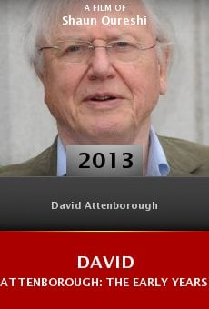 Watch David Attenborough: The Early Years online stream