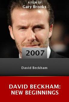 David Beckham: New Beginnings online free