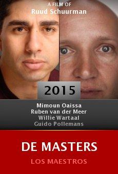 Watch De Masters online stream